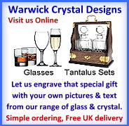 Warwick Crystal Designs
