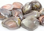 Agate Pink banded
