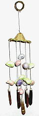 Hat shell windchime