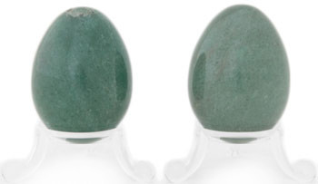 Green Aventurine Egg