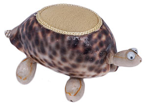 Tortoise Pin Cushion