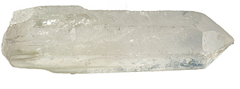 Rough quartz point