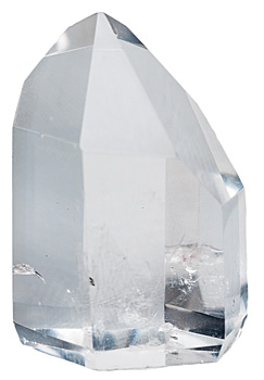 QUARTZ POLISHED POINT